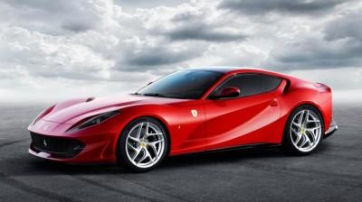 Ferrari 812 Superfast (Geneva Motor Show 2017)