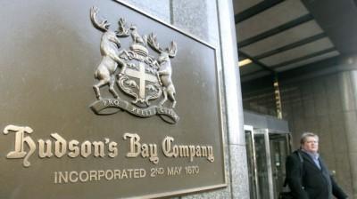 Hudson's Bay posts declining fourth quarter sales