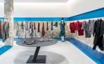 Issey Miyake new flagship store Milan