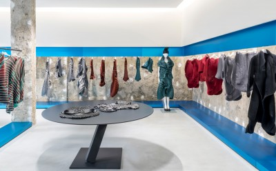 Issey Miyake opens new store in Milan