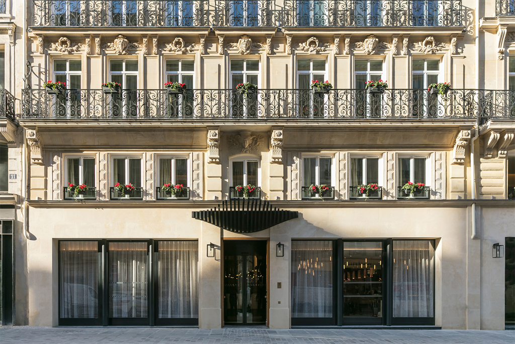 Maison Albar Celine The Latest Luxury Hotel To Open In