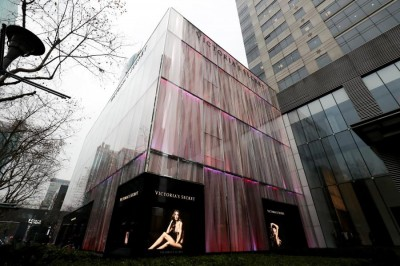Victoria's Secret opens first lingerie flagship store in Shanghai