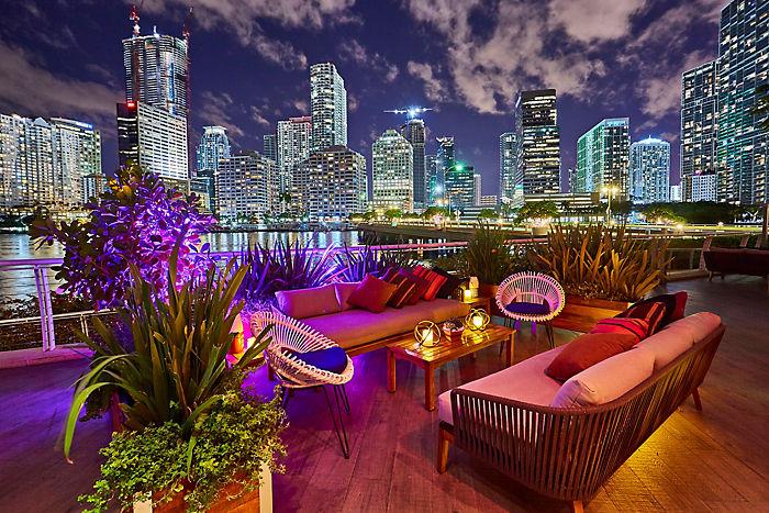 La Mar By Gastn Acurio At Mandarin Oriental Miami Opens