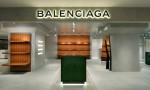 Balenciaga pop-up at  at Matsuya Ginza, Tokyo