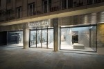 Balenciaga renovated flagship store Paris