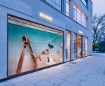 Hermes new store London at Cadogan Place and Sloane Street