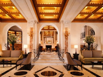 Dorchester Collection's highly anticipated Eden Hotel opens in Rome