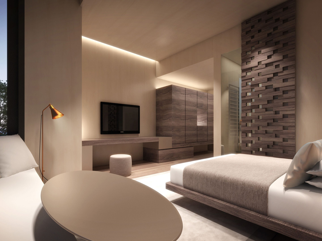 Hotel Viu The Latest Luxury Design To Open In Milan