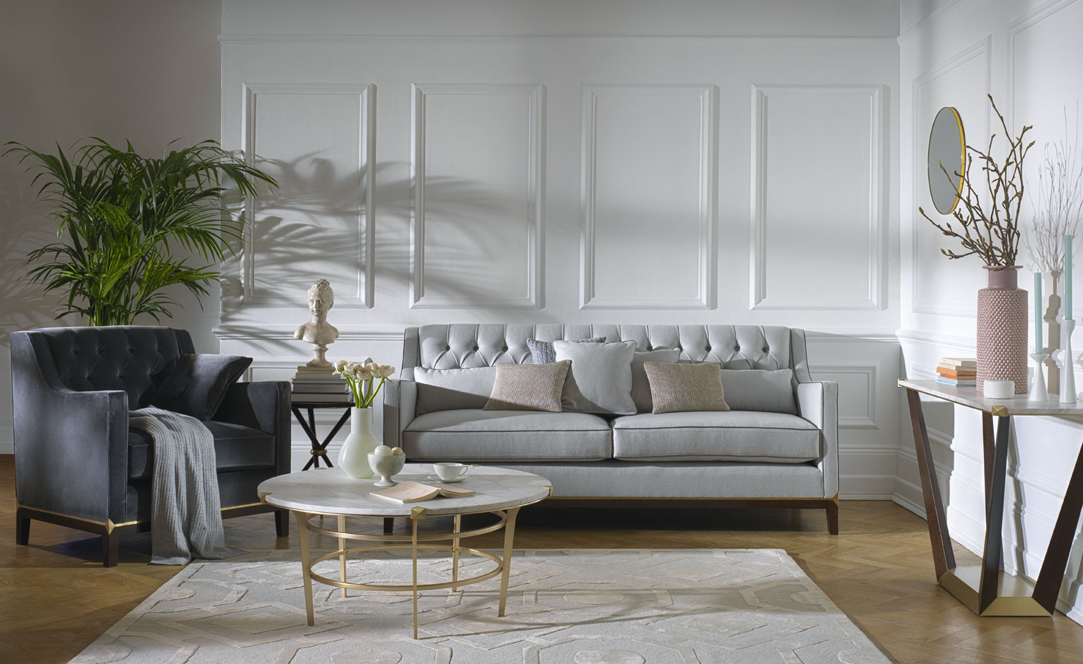 harrods launches first ever in house designed furniture ForFurniture Collection