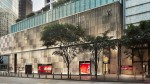 Louis Vuitton renovated store Hong Kong at Landmark
