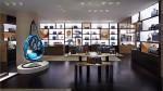 Louis Vuitton revamped store Hong Kong at Landmark