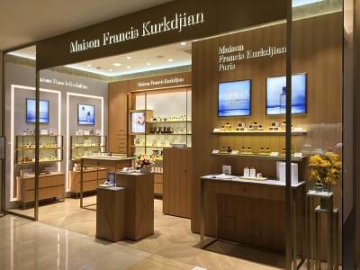 Maison Francis Kurkdjians store Taiwan