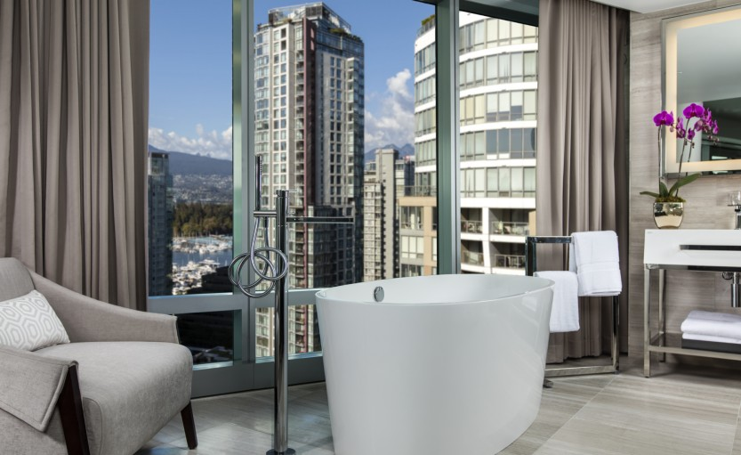 Trump International Hotel & Tower opens in Vancouver - CPP ...