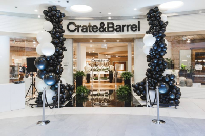 Crate & Barrel new store Moscow at Metropolis Mall