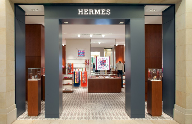 hermes store berlin cpp luxury. Black Bedroom Furniture Sets. Home Design Ideas