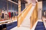 La Perla new store Milan, Via Montenapoleone