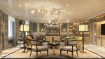 Mandarin Oriental Hyde Park, London - renovated Hyde Park Suite
