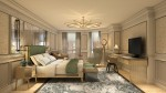 Mandarin Oriental Hyde Park, London - renovated Mandarin Room