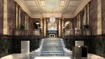 Mandarin Oriental Hyde Park, London - renovated entrance
