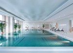 Shangri-La Nanjing - swimming pool