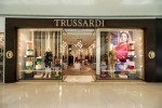 Trussardi new store Shanghai at Plaza 66