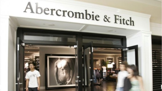 abercrombie and fitch marketing plan