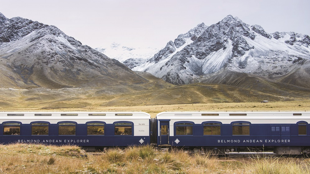 Belmond Andean Explorer South America S First Luxury