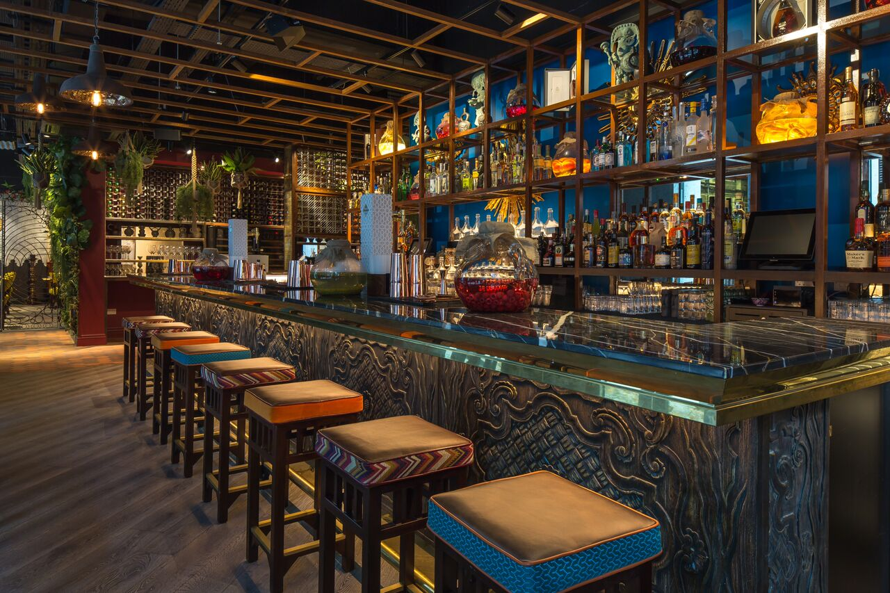 COYA opens second restaurant in London at Angel Court  : COYA Angel Court London 1 from www.cpp-luxury.com size 1280 x 853 jpeg 252kB
