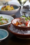 COYA Angel Court, London - Lubina Clasico Ceviche
