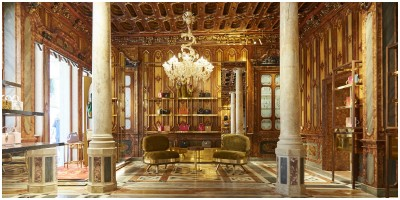 Dolce & Gabbana opens new palace – store in Venice