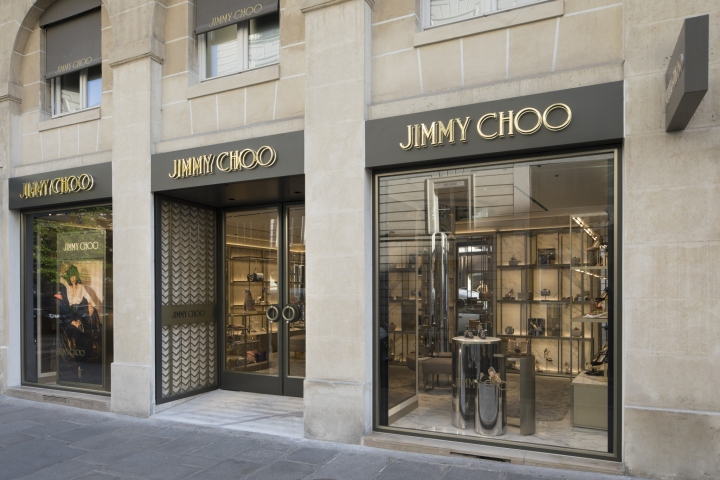 Resultado de imagem para Jimmy Choo Paris Rue Saint-Honoré.