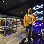 Paul & Shark new store in Singapore at Marina Bay Sands