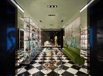 Prada store in Venice with modular design