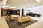 Rolls Royce new showroom Melbourne