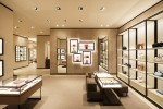 Bottega Veneta new store in Milan at Via Montenapoleone