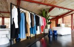 CÉLINE pop-up Los Angeles at Maxfield