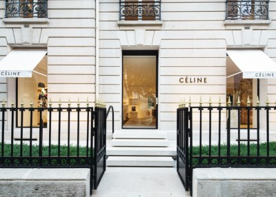 CELINE store Avenue Montaigne, Paris