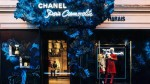 Chanel ephemeral boutique Melbourne - Marais