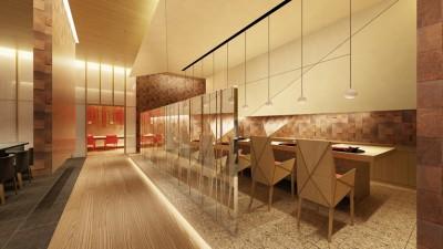Conrad Osaka - KURA Restaurant
