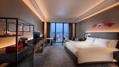 Conrad Osaka - Deluxe Room