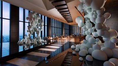 Conrad Osaka - lobby