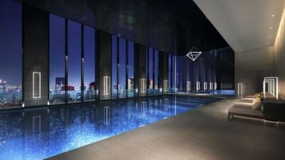 Conrad Osaka - pool