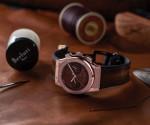 "Hublot ""Classic Fusion Chronograph Berluti"" in King Gold"