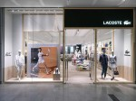 Lacoste new store concept in London at Westfield