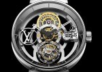 Louis Vuitton Tambour Moon Flying Tourbillon 'Poinçon De Genève watch