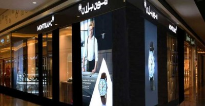 Montblanc opens new store in Riyadh