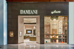 Damiani new boutique at Dubai Mall