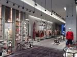 FENDI new store Soho, New York at Greene Street