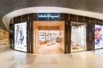 Ferragamo newly reopened store at ION Orchard, Singapore
