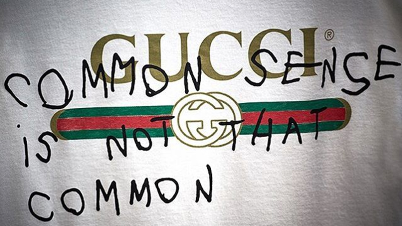 Gucci Belt Bag Common Sense